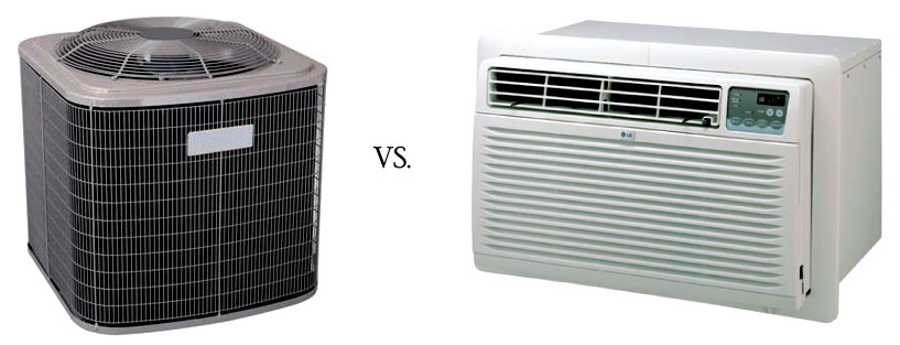Battle Of The ACs   Parrot Air Conditioning & Refrigeration